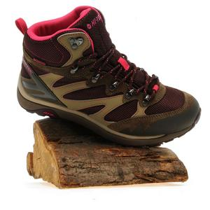 HI TEC Women's V-Lite SpHike Mid Waterproof Multi-Sport Shoe