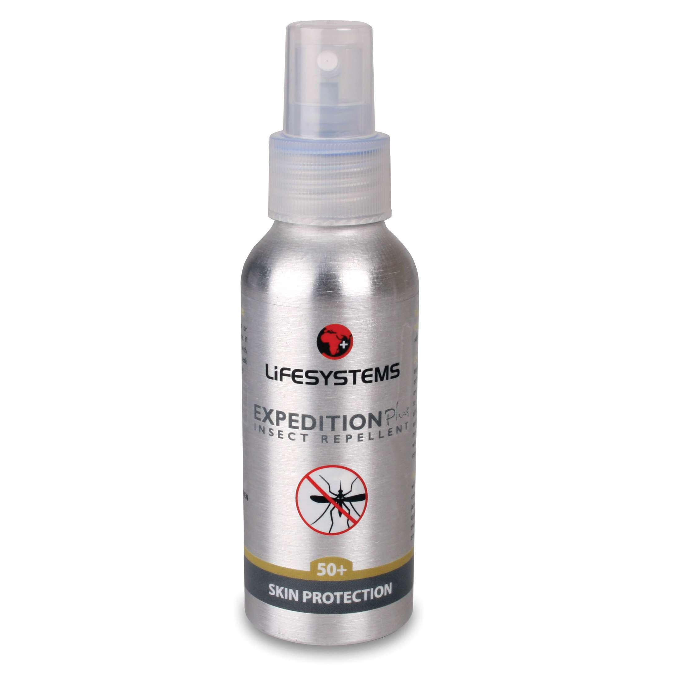 LIFESYSTEMS Expedition 50+ Spray Insect Repellent 100 ml