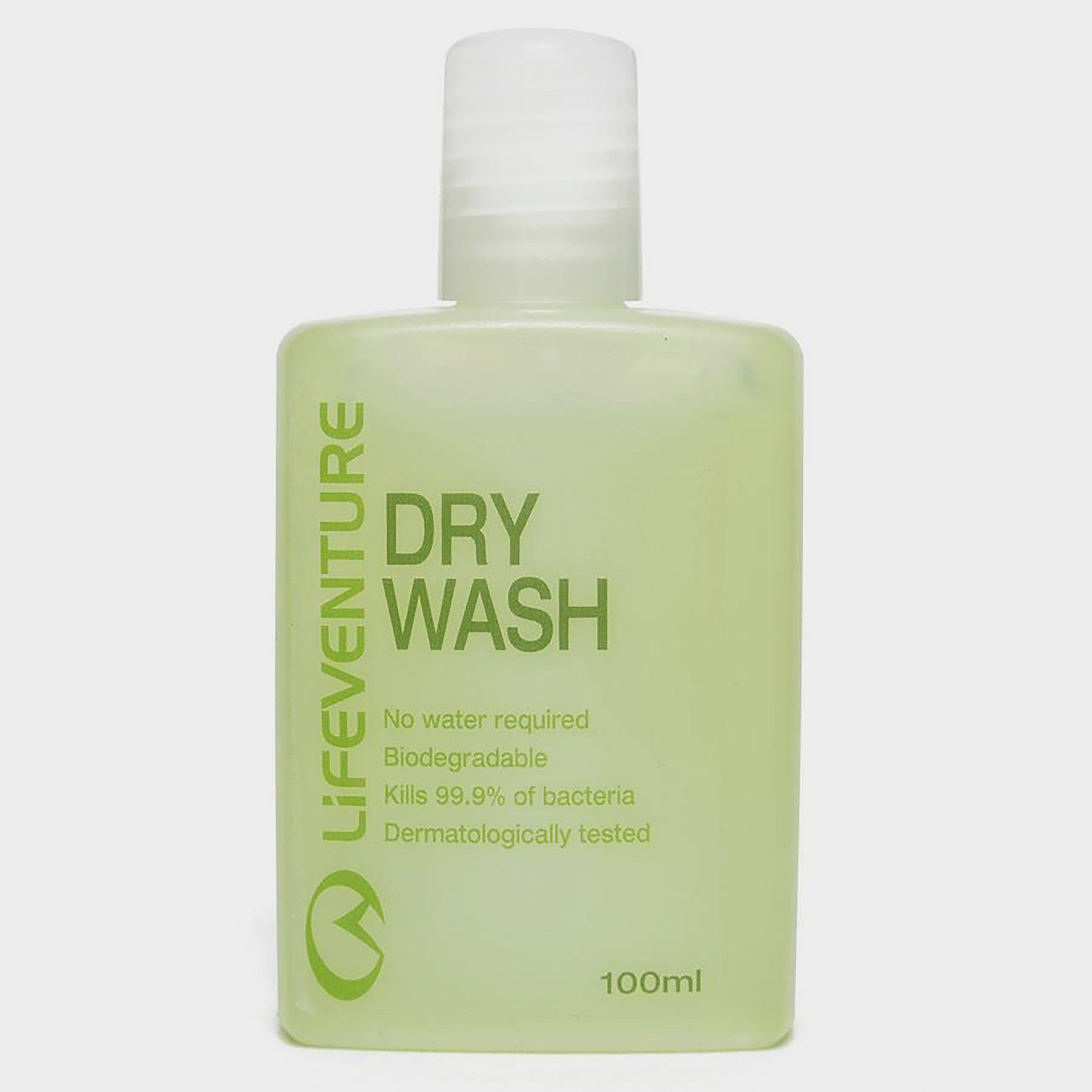 Lifeventure Dry Wash 100ml, Assorted