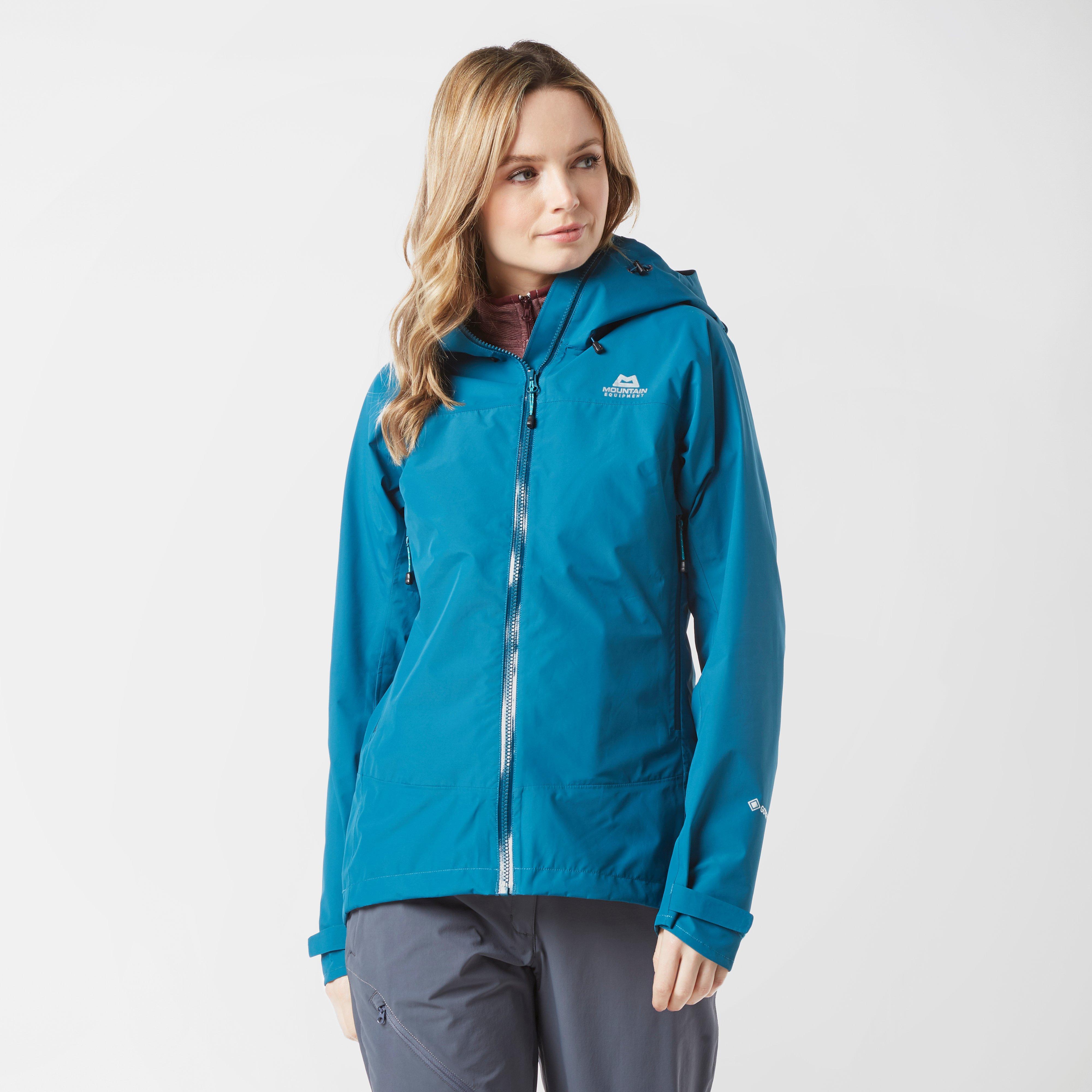 Mountain Equipment Women's Garwhal GORE-TEX Jacket, Blue