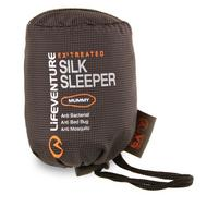Silk Sleeping Bag Liner - Mummy (DofE)