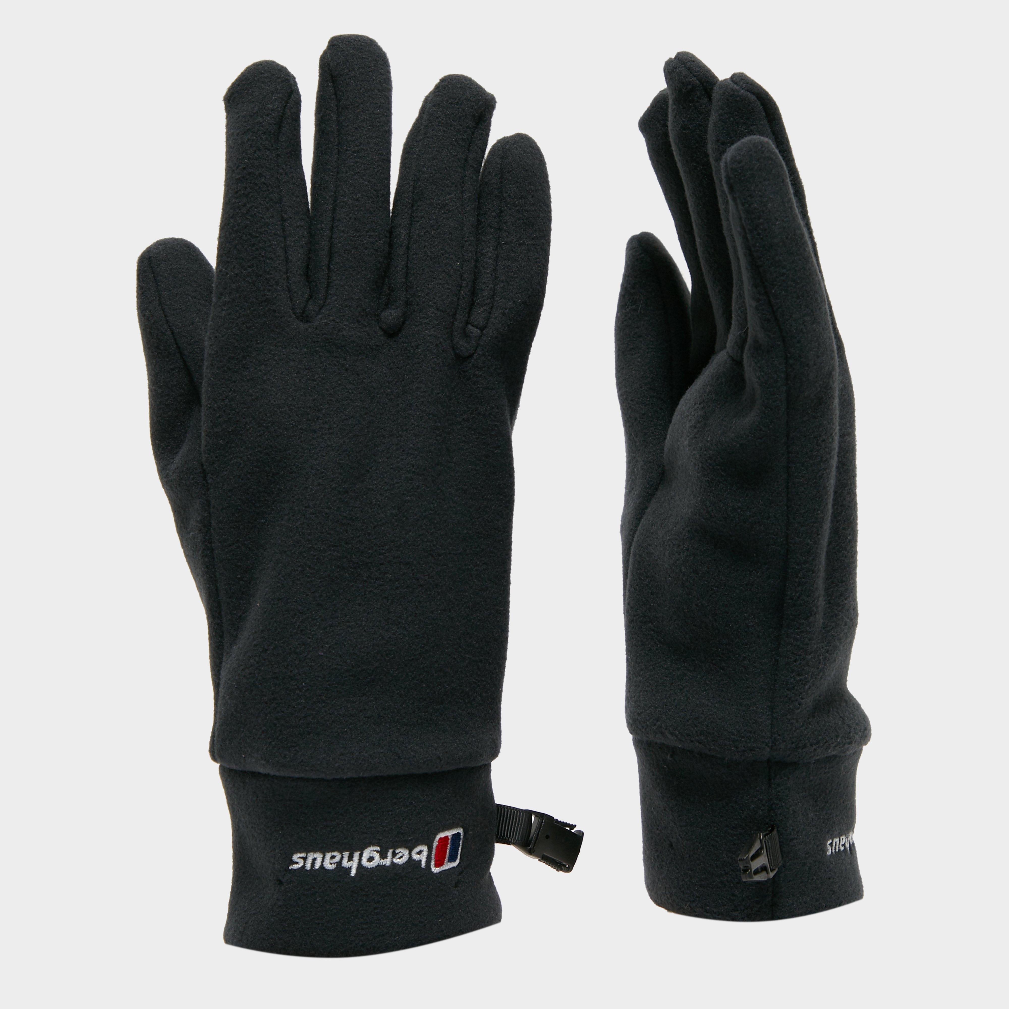 Berghaus Unisex Spectrum Gloves - Black/white  Black/white