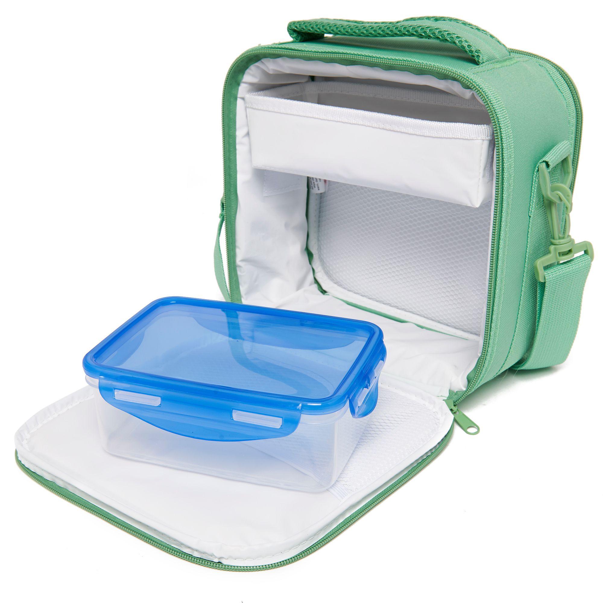 EUROHIKE Stripe Lunch Bag