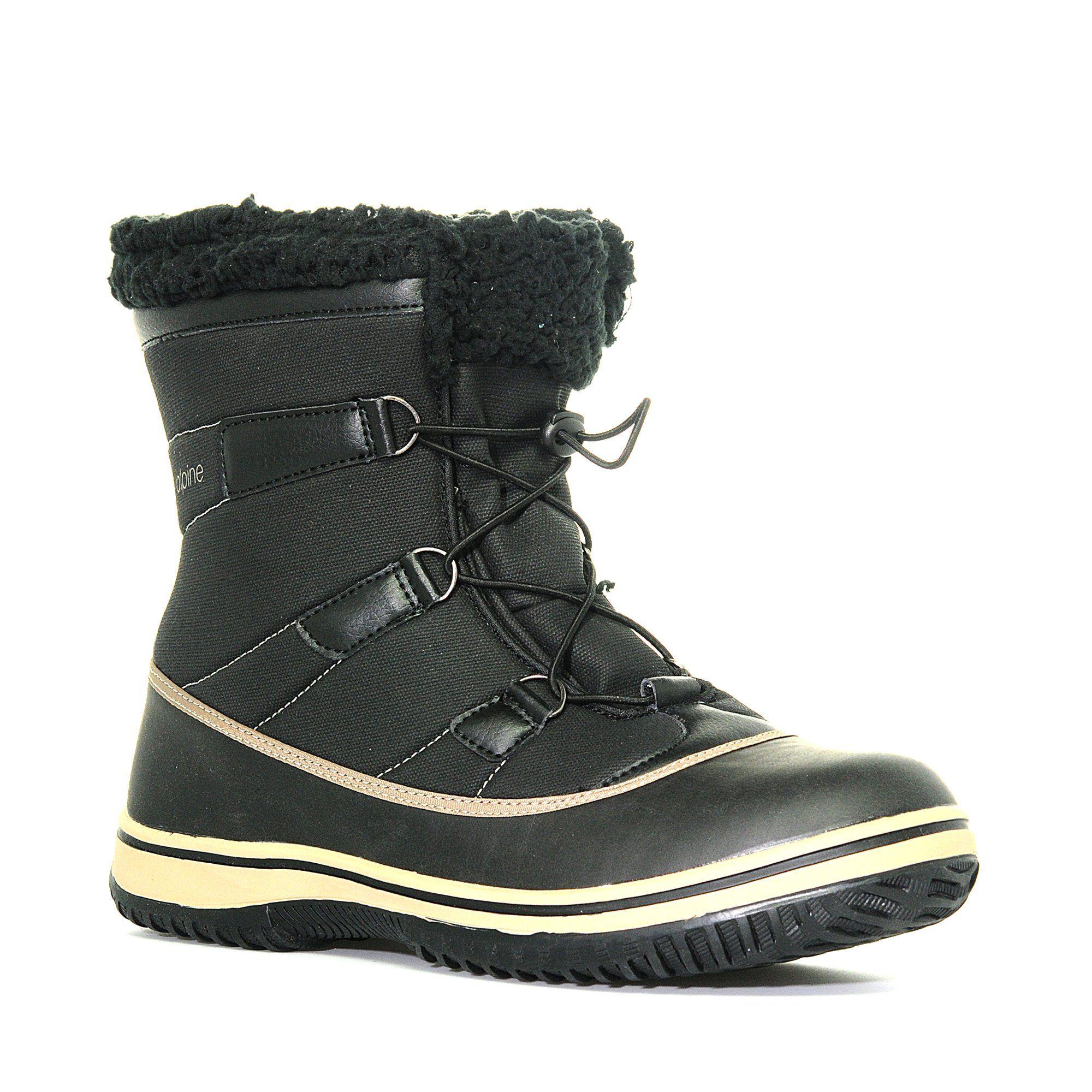 ALPINE Men's Snow Boot