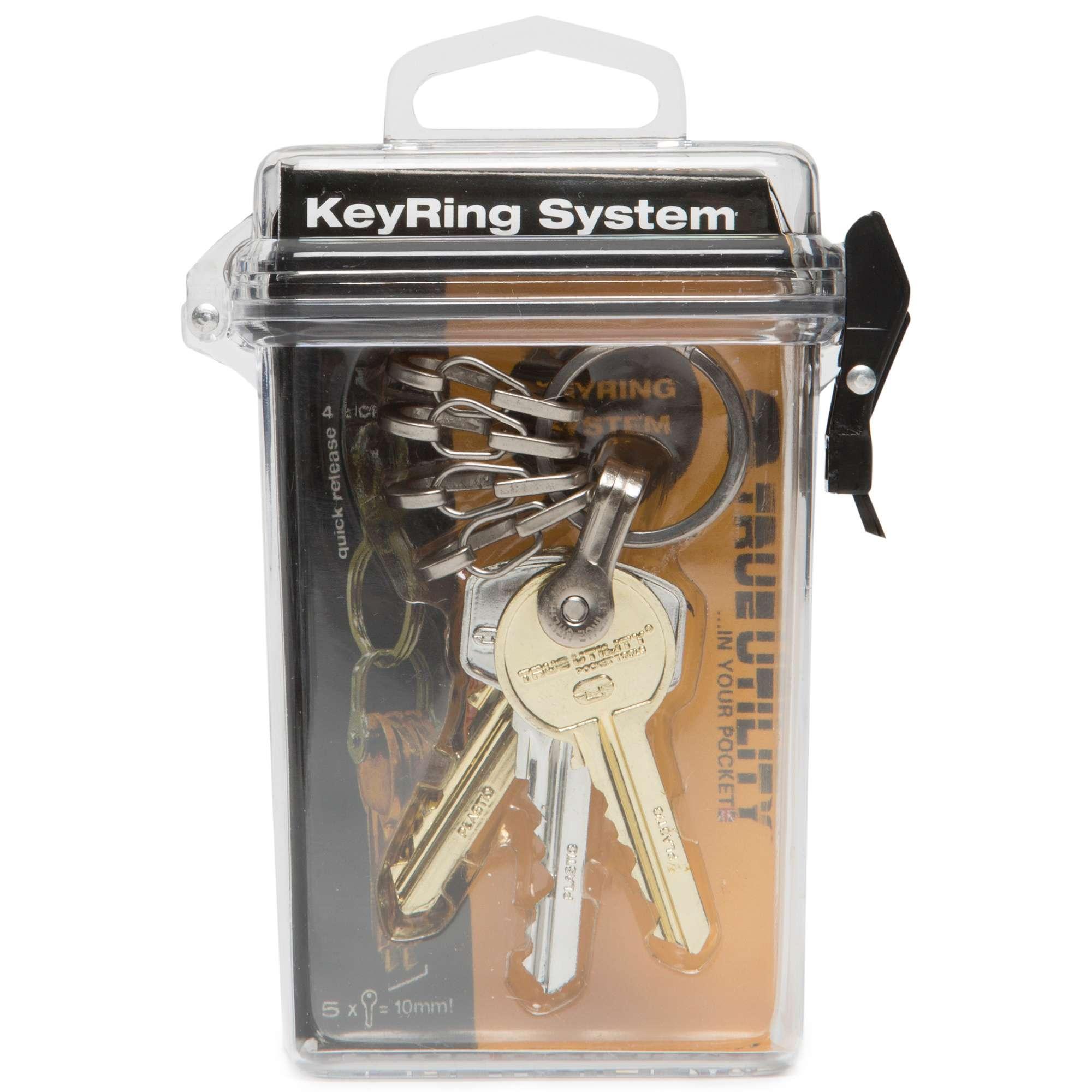 TRUE UTILITY Keyring System