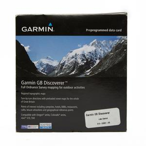 GARMIN GB Discoverer 1:25K Lake District MicroSD Card
