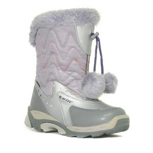 HI TEC Girls' Heavenly Sport 200 Junior Snow Boot