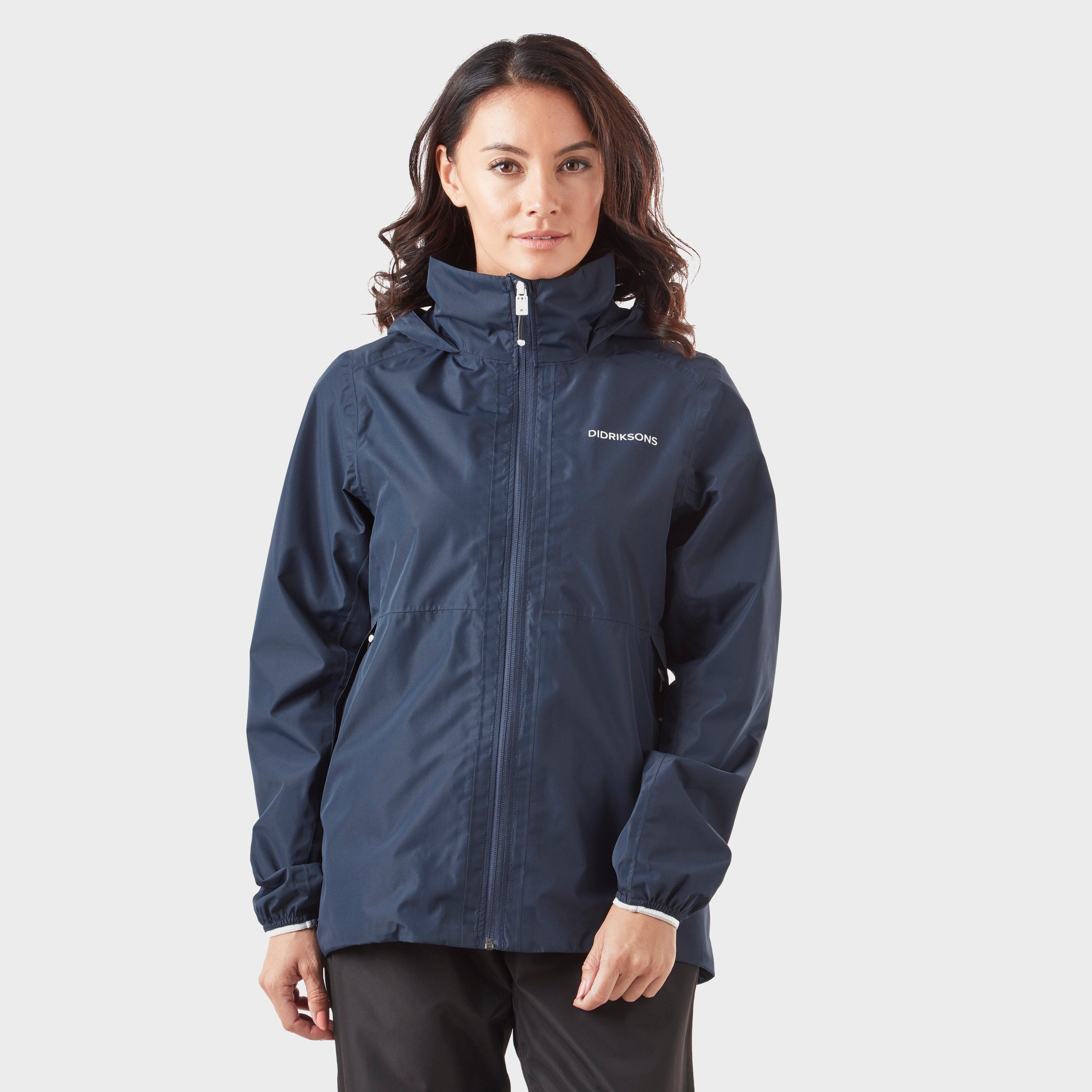 Didriksons Women's Incus Jacket, Navy