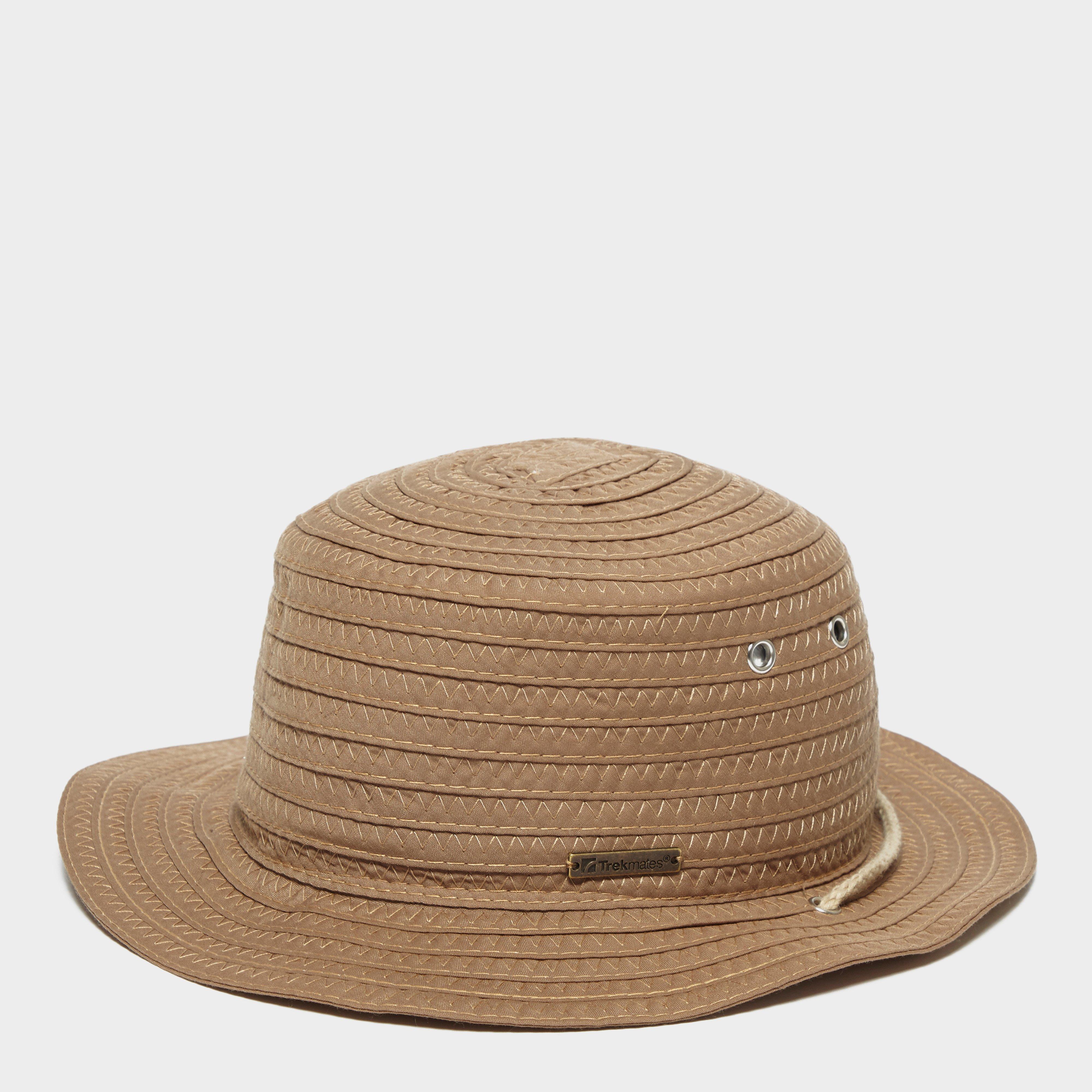 Trekmates Women's Nith Hat, Brown