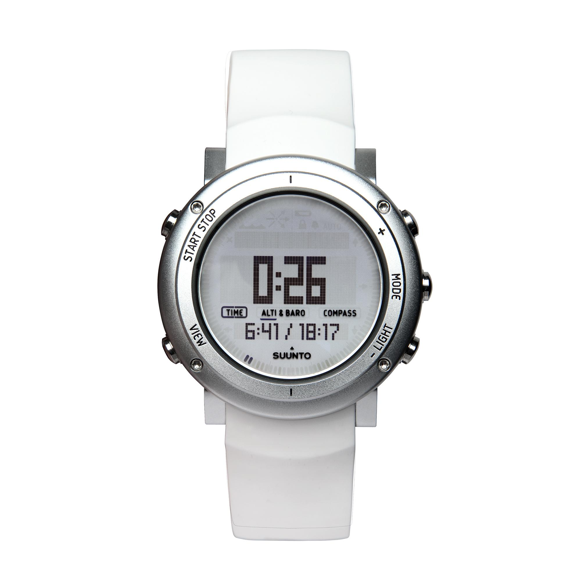 Suunto Core Alu Pure White ABC Watch White