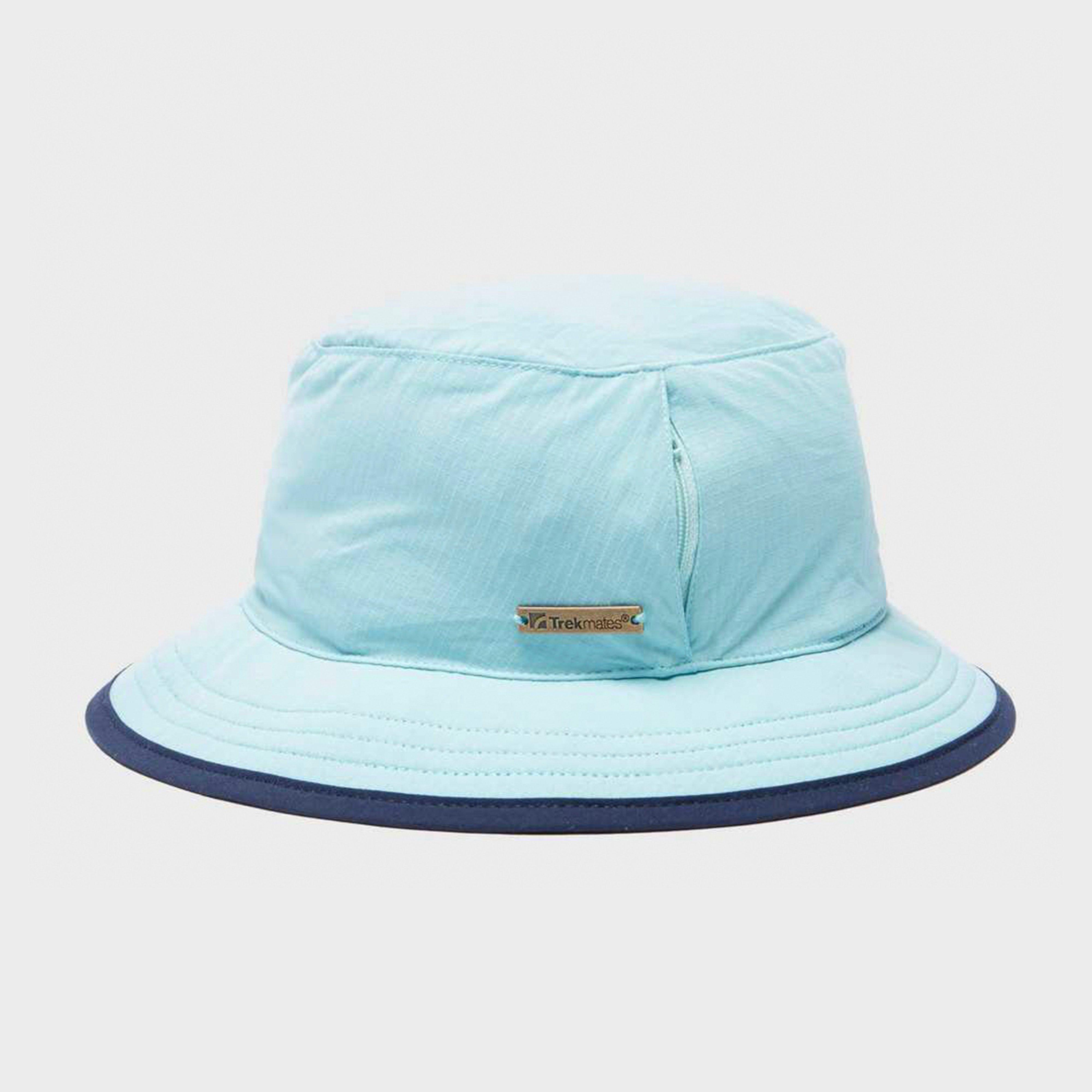 Trekmates Women's Ordos Hat, Blue