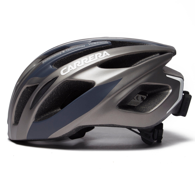 CARRERA Velodrome Bike Helmet with Rear Light