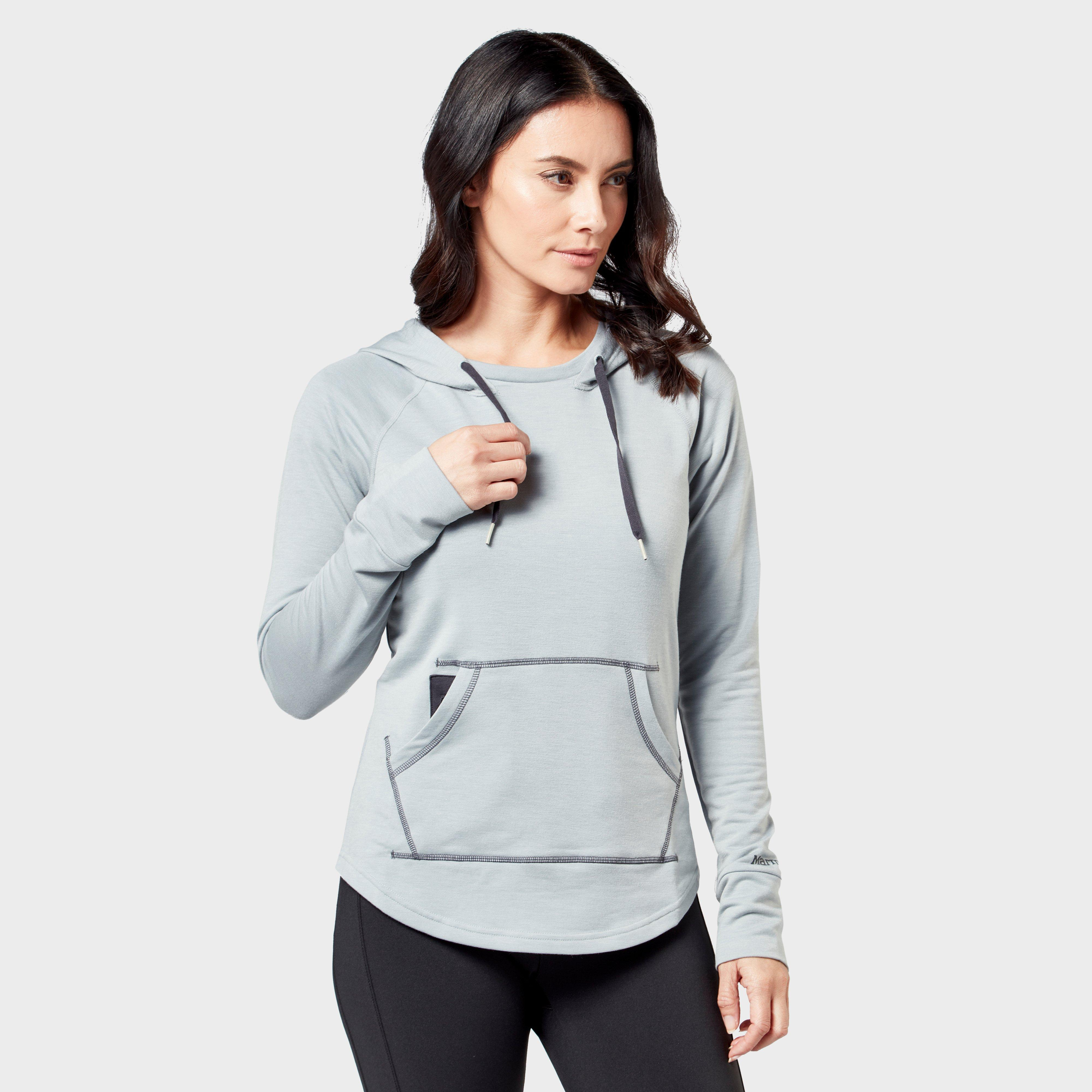 Marmot Women's La Linea Pullover, Grey