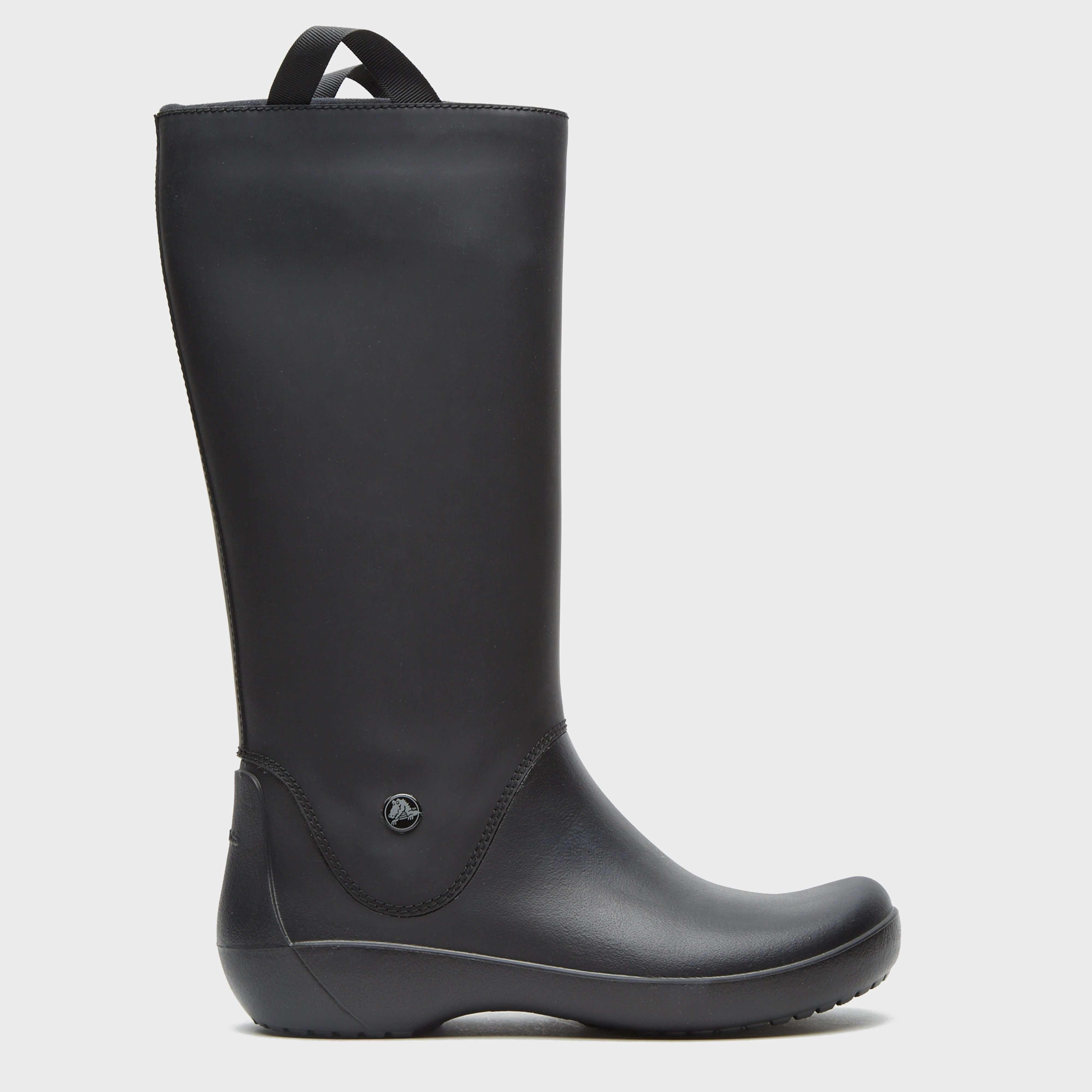 CROCS Women's RainFloe Wellington Boot