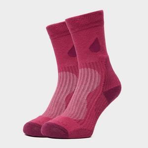 PETER STORM Women's Lightweight Outdoor Socks - 2 Pair Pack