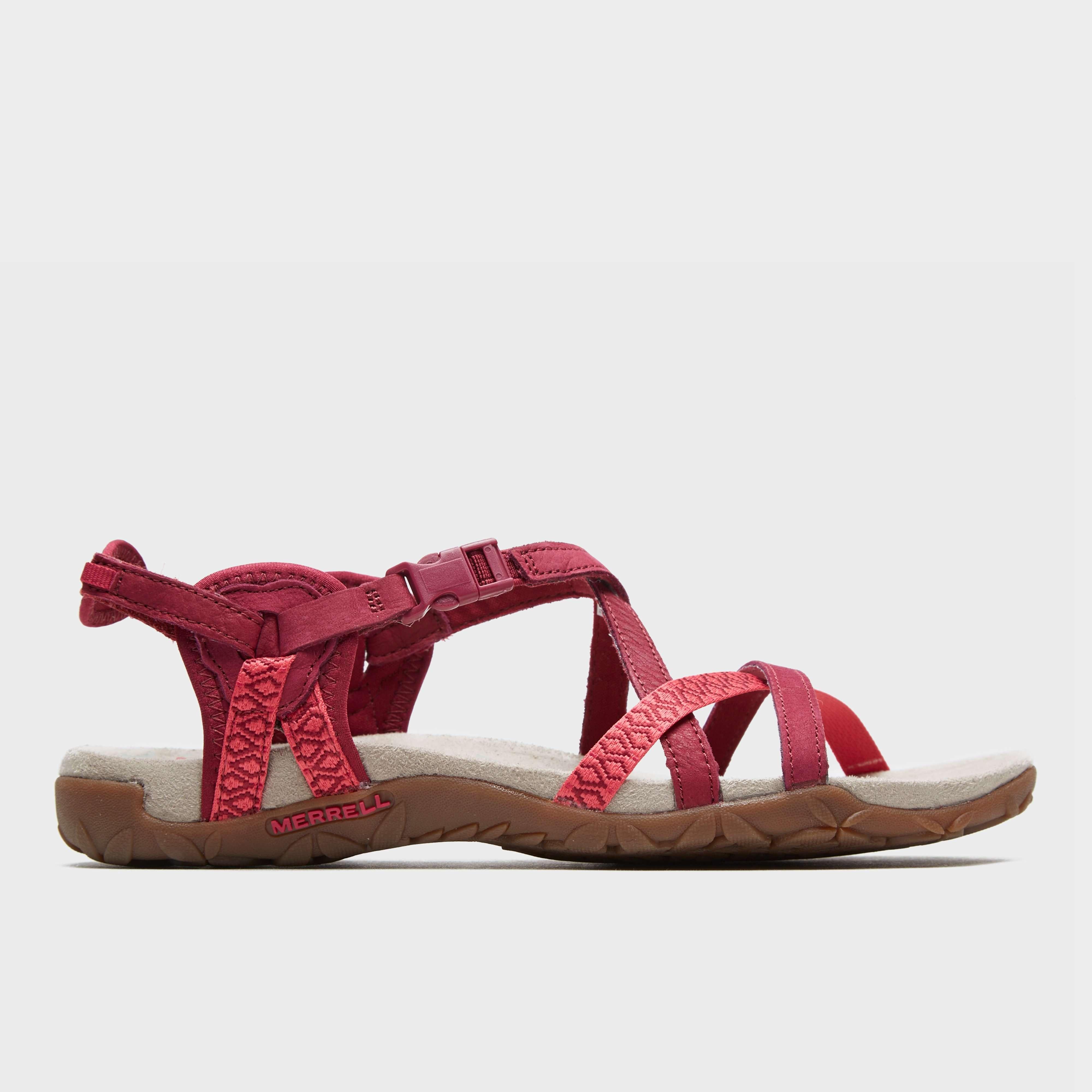 MERRELL Women's Terran Lattice Sandals