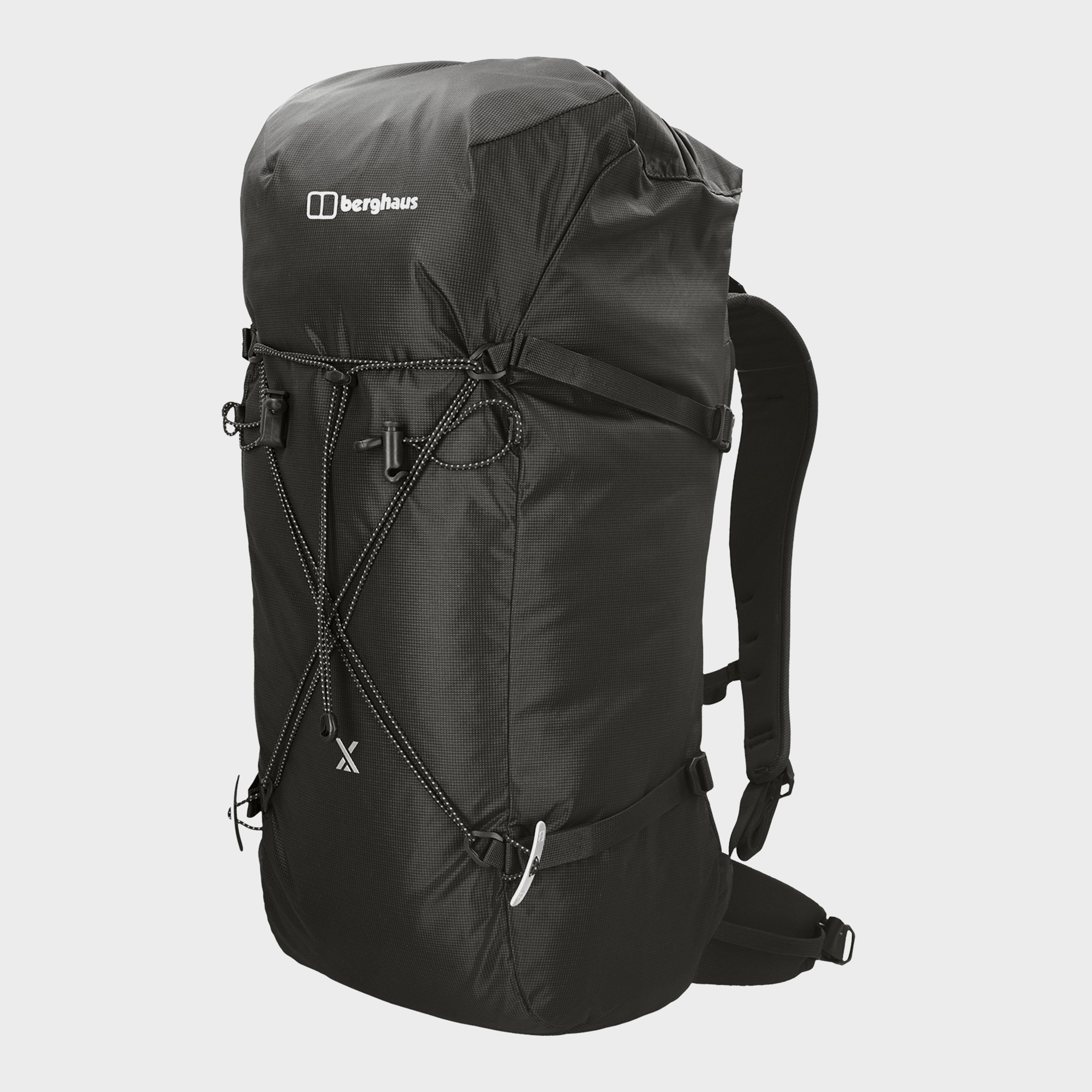 Berghaus Alpine 45L Backpack, Black