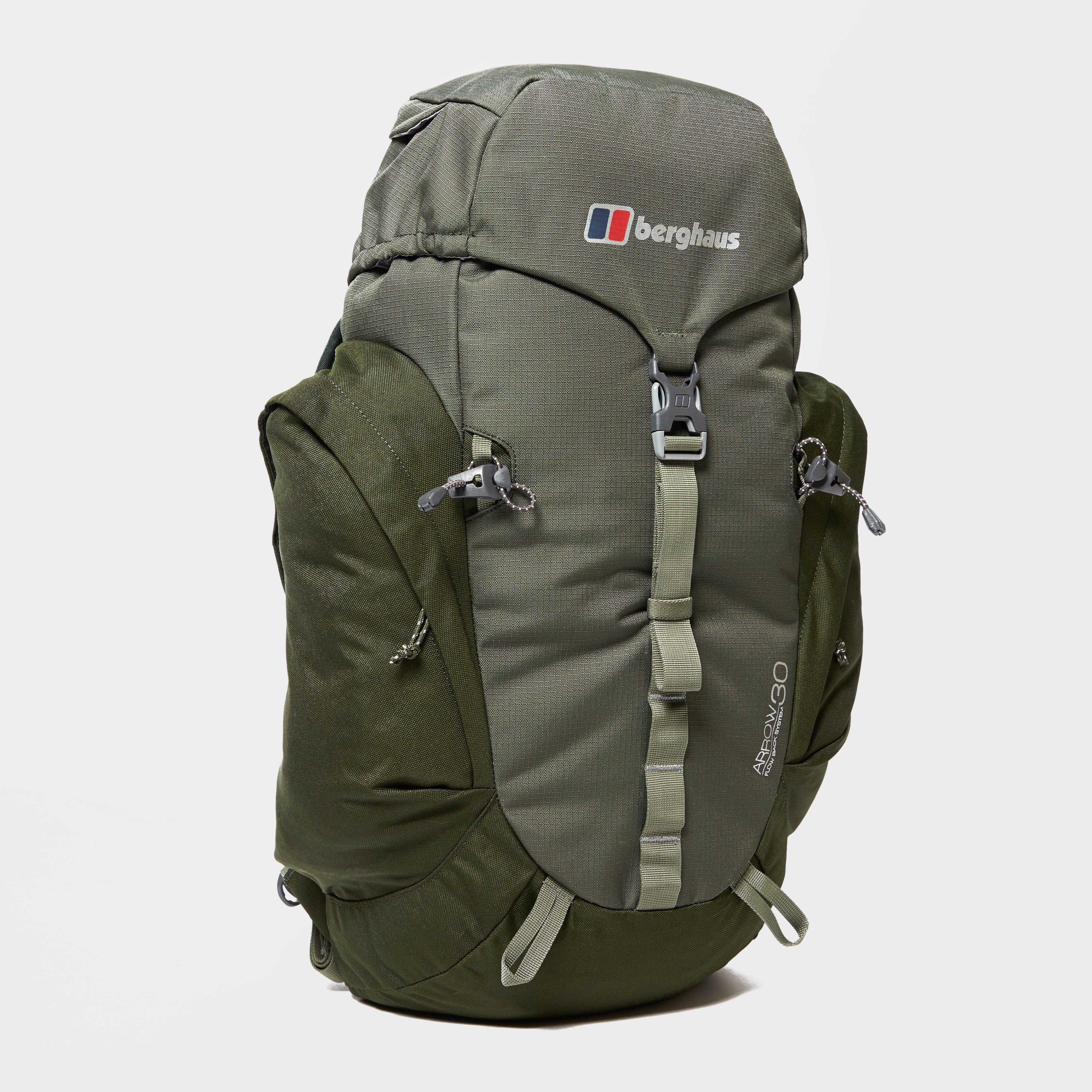 Berghaus Arrow 30l Backpack - Khaki/grn  Khaki/grn