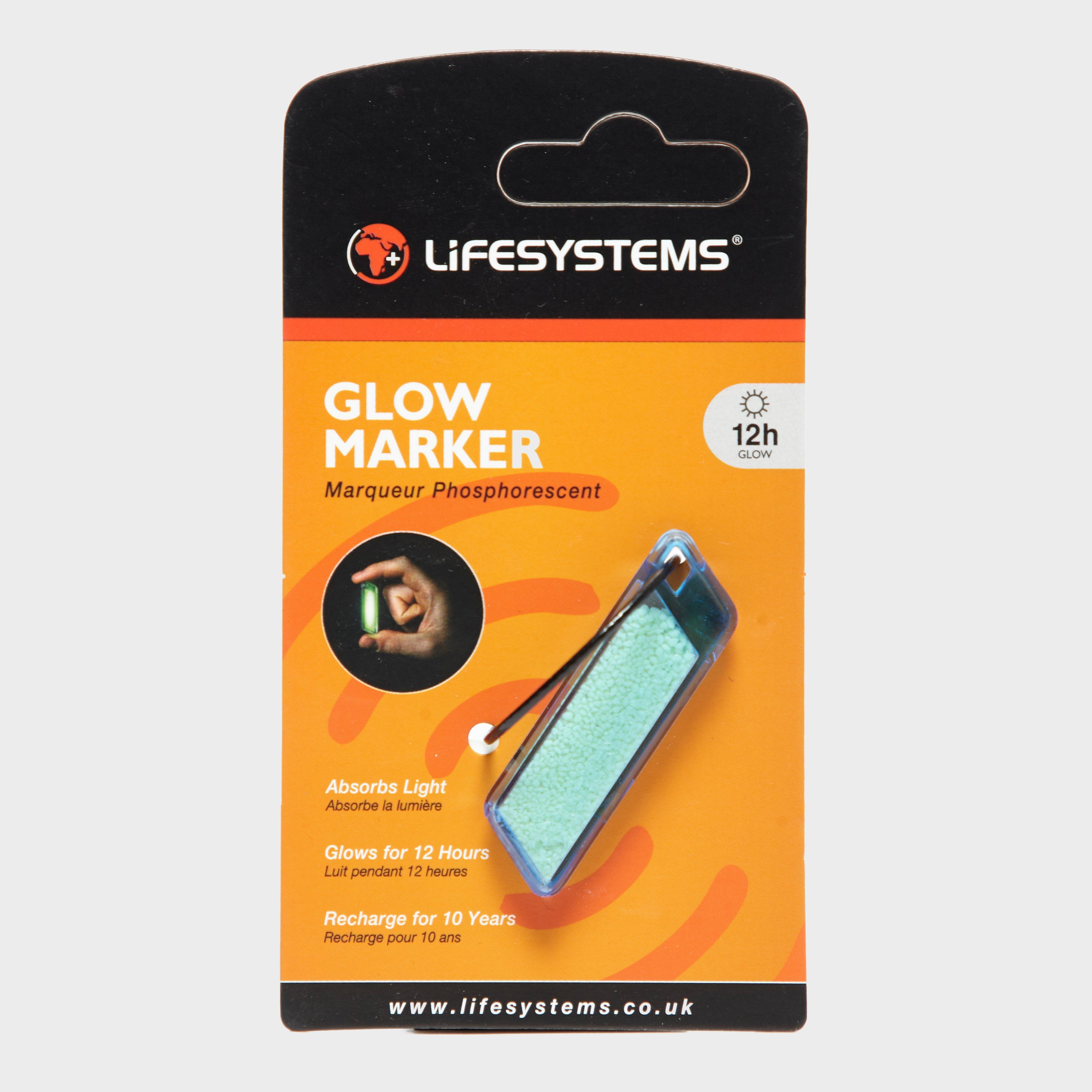 Image of Lifesystems Glow Markers, Blue