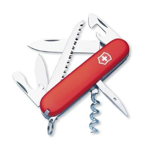 VICTORINOX Swiss Army Camper Knife