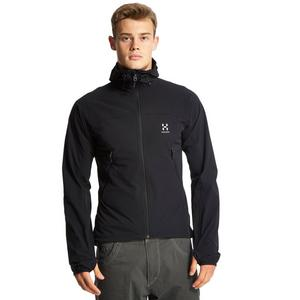 HAGLOFS Men's Boa Hood Softshell Jacket