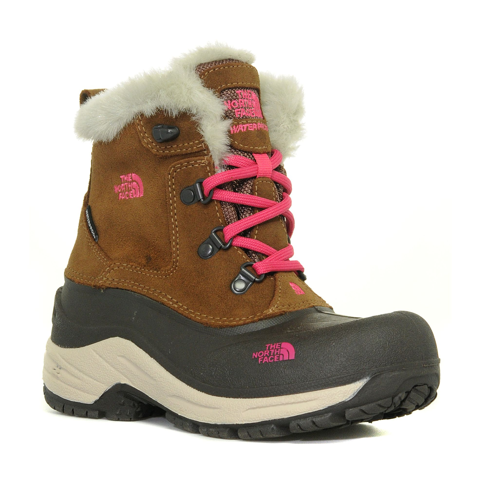 THE NORTH FACE Girl's Mcmurdo Boot