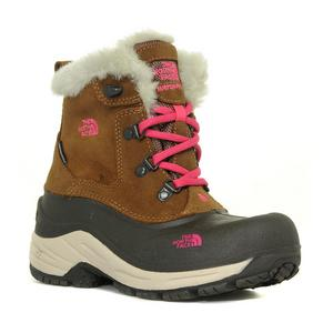 THE NORTH FACE Girl's Mcmurdo Waterproof Boot