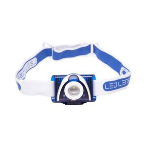 LED LENSER SE0 7R Rechargeable Head Torch