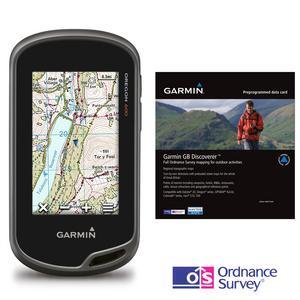 GARMIN Oregon 600 GPS Discoverer™ Bundle (with GB 1:50K Map)