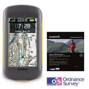 GARMIN Montana 600 GPS Discoverer™ Bundle (with GB 1:50K Map)