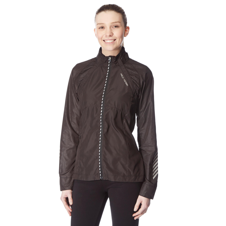 Helly Hansen Womens Windfoil Jacket Black