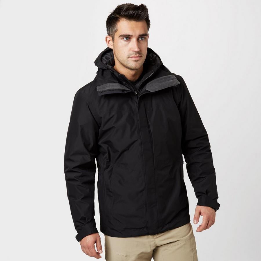 Mens 124773 The North Face Men S All Terrain Gore Tex Jacket Black Canada North Face Jacket