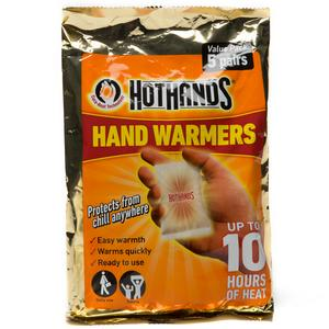 HOT HANDS Hand Warmers 5 Pack