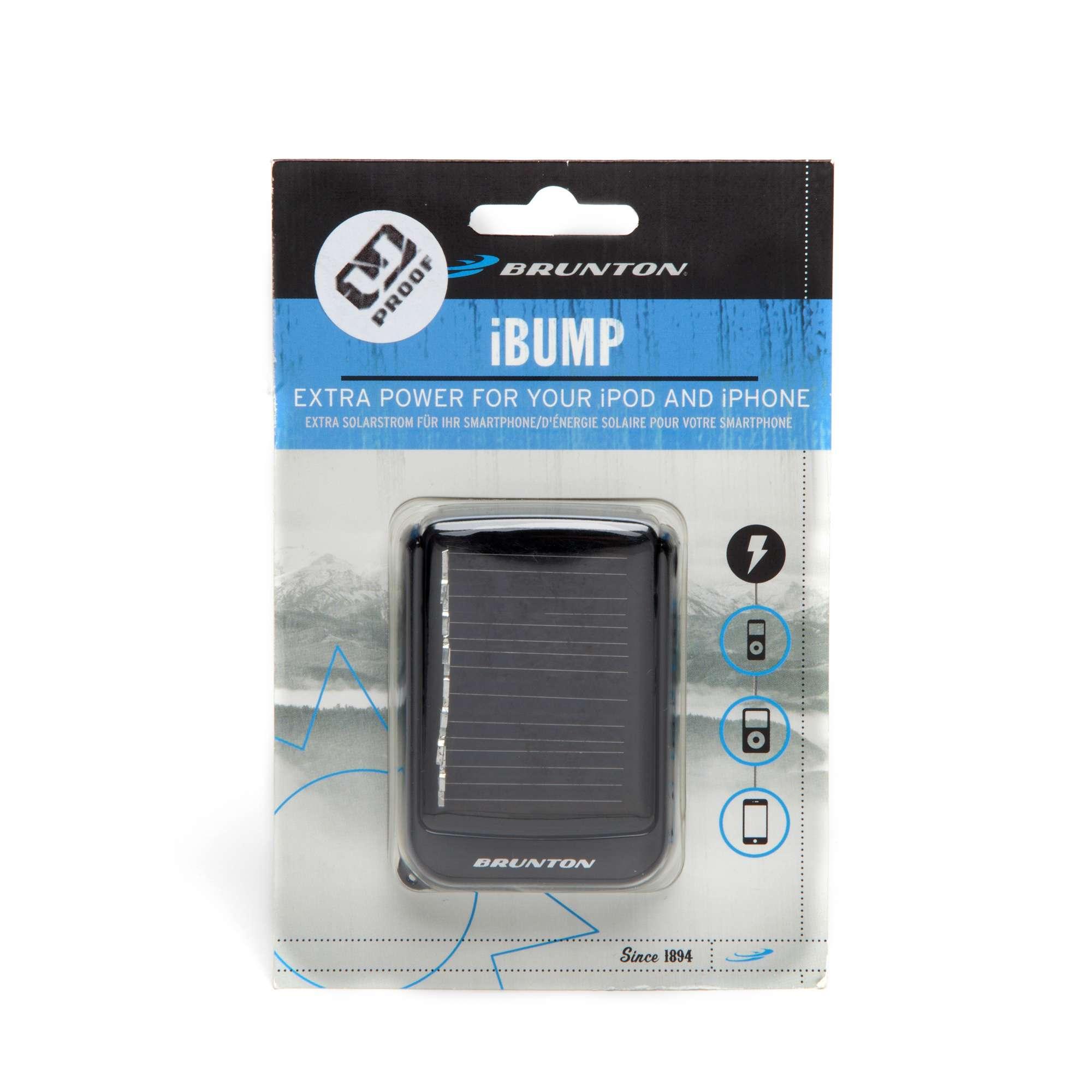 BRUNTON iBump iPhone/iPod Solar Charger