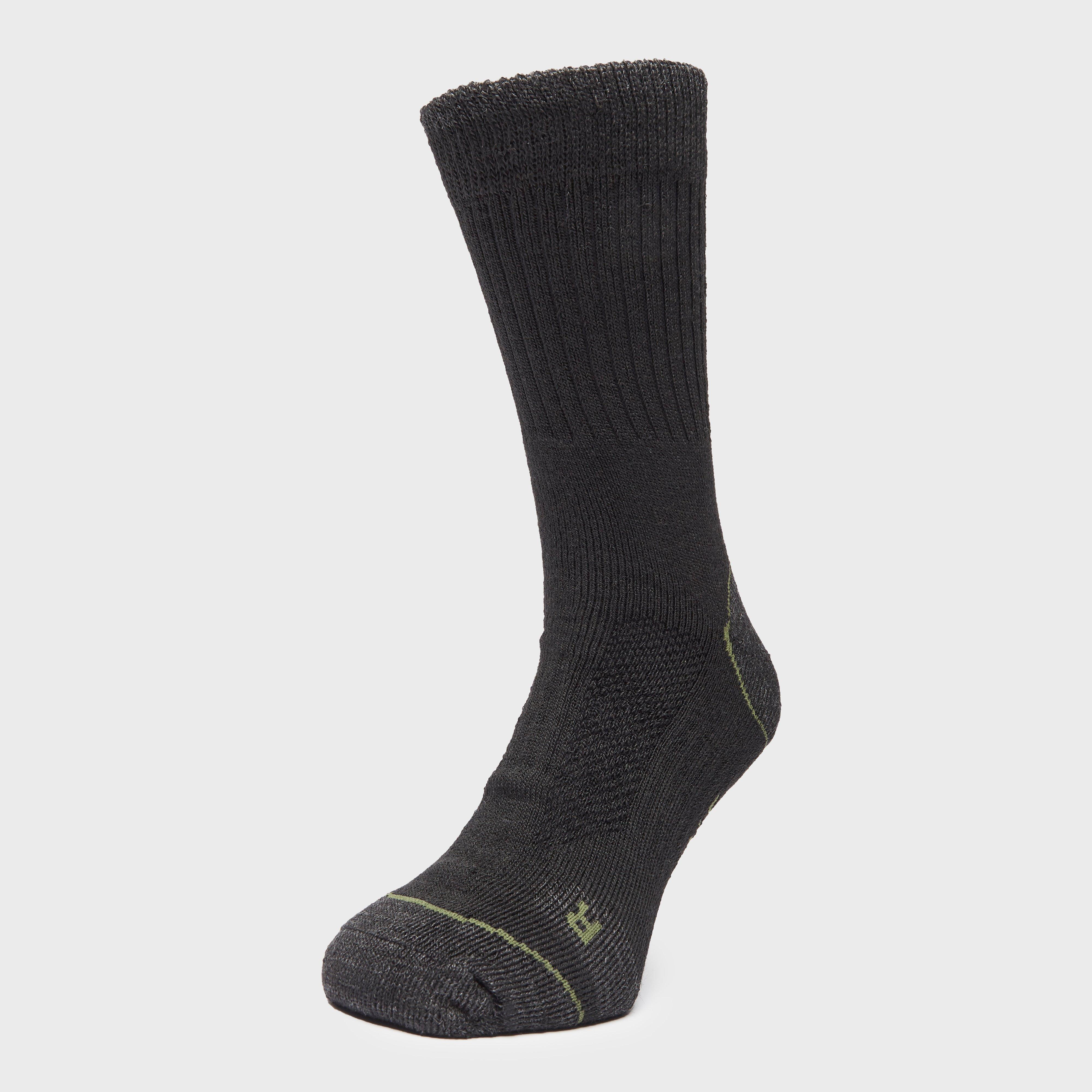 Brasher Mens Walker Socks - Black  Black