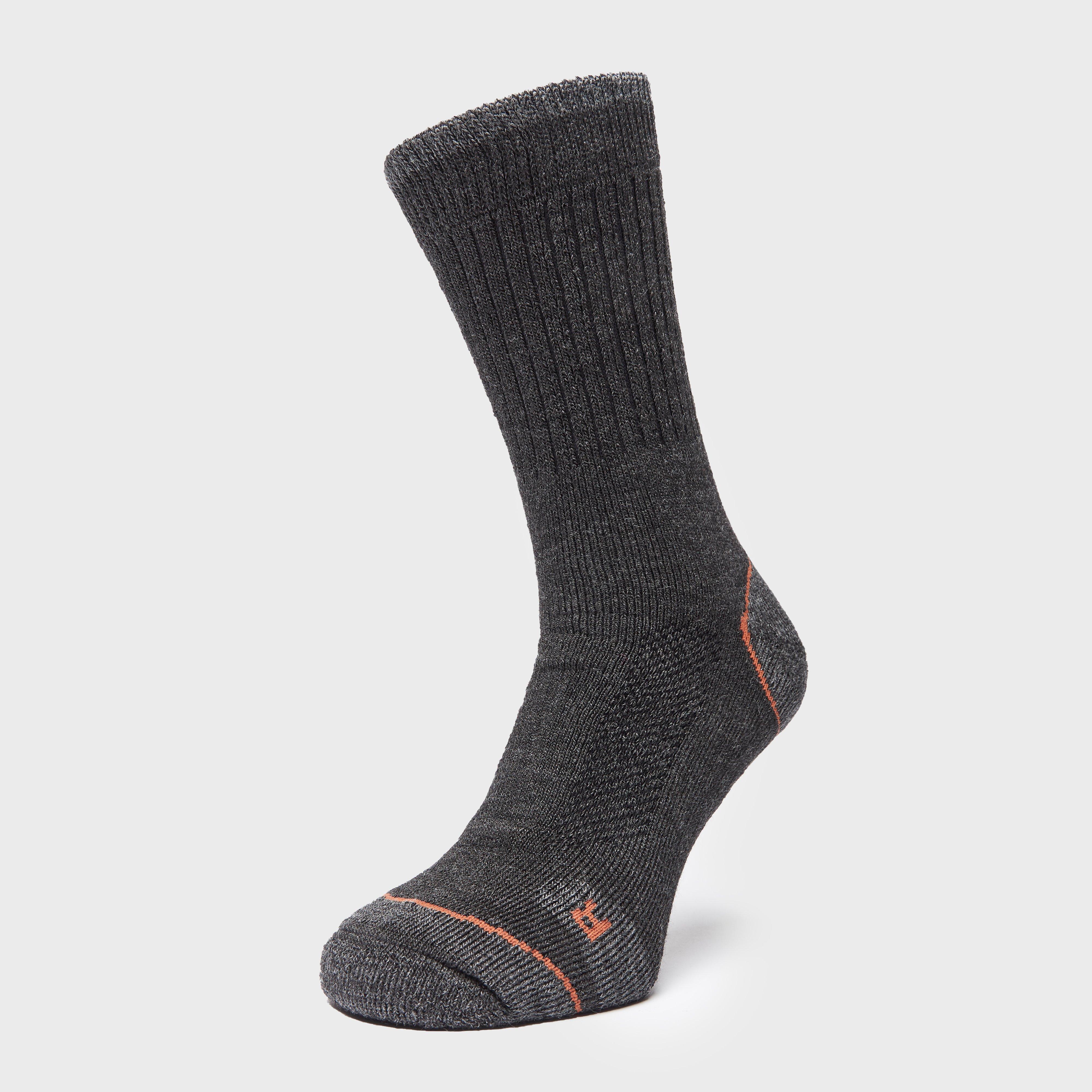 Brasher Mens Walker Socks - Grey/gry  Grey/gry