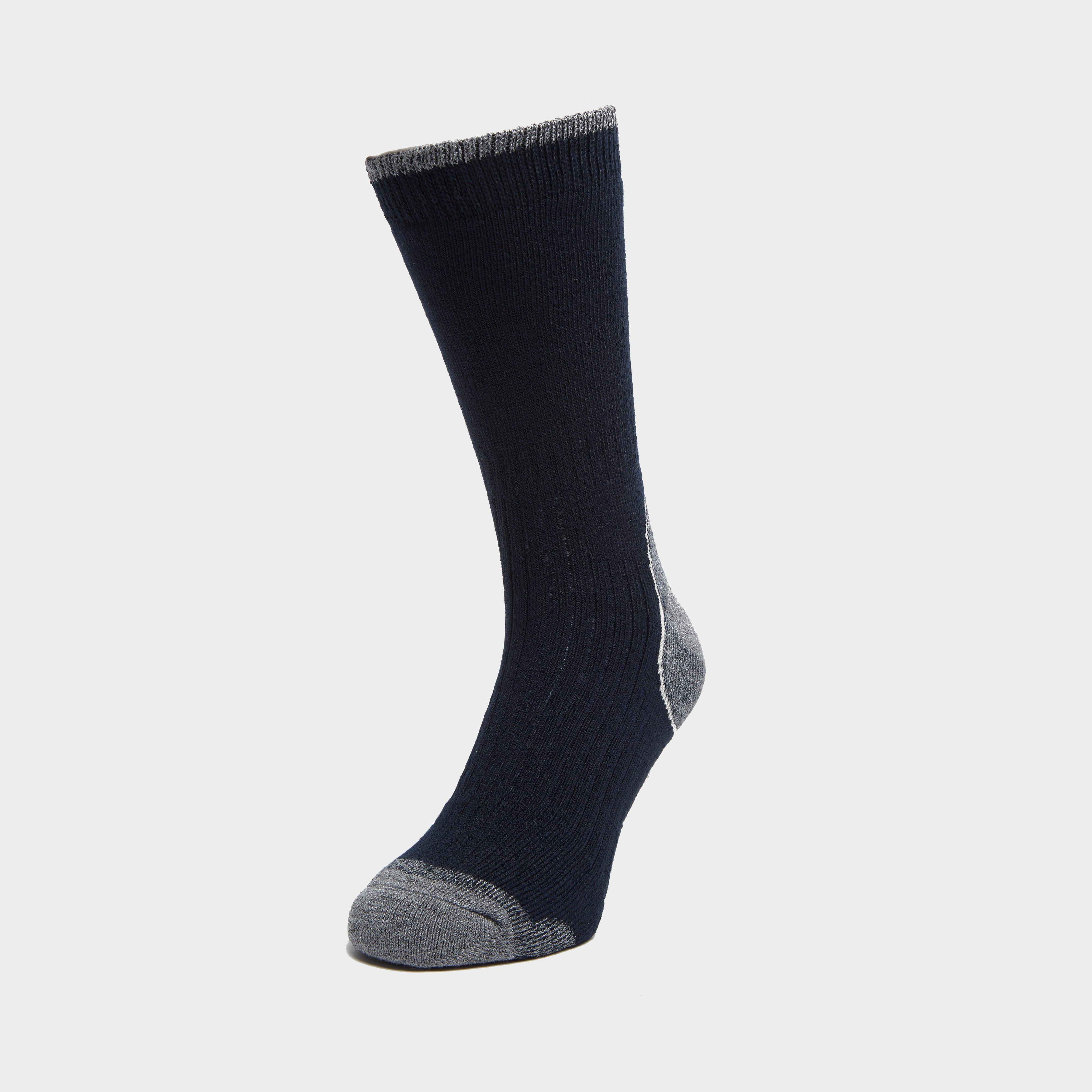 Brasher Mens Hiker Socks - Navy  Navy