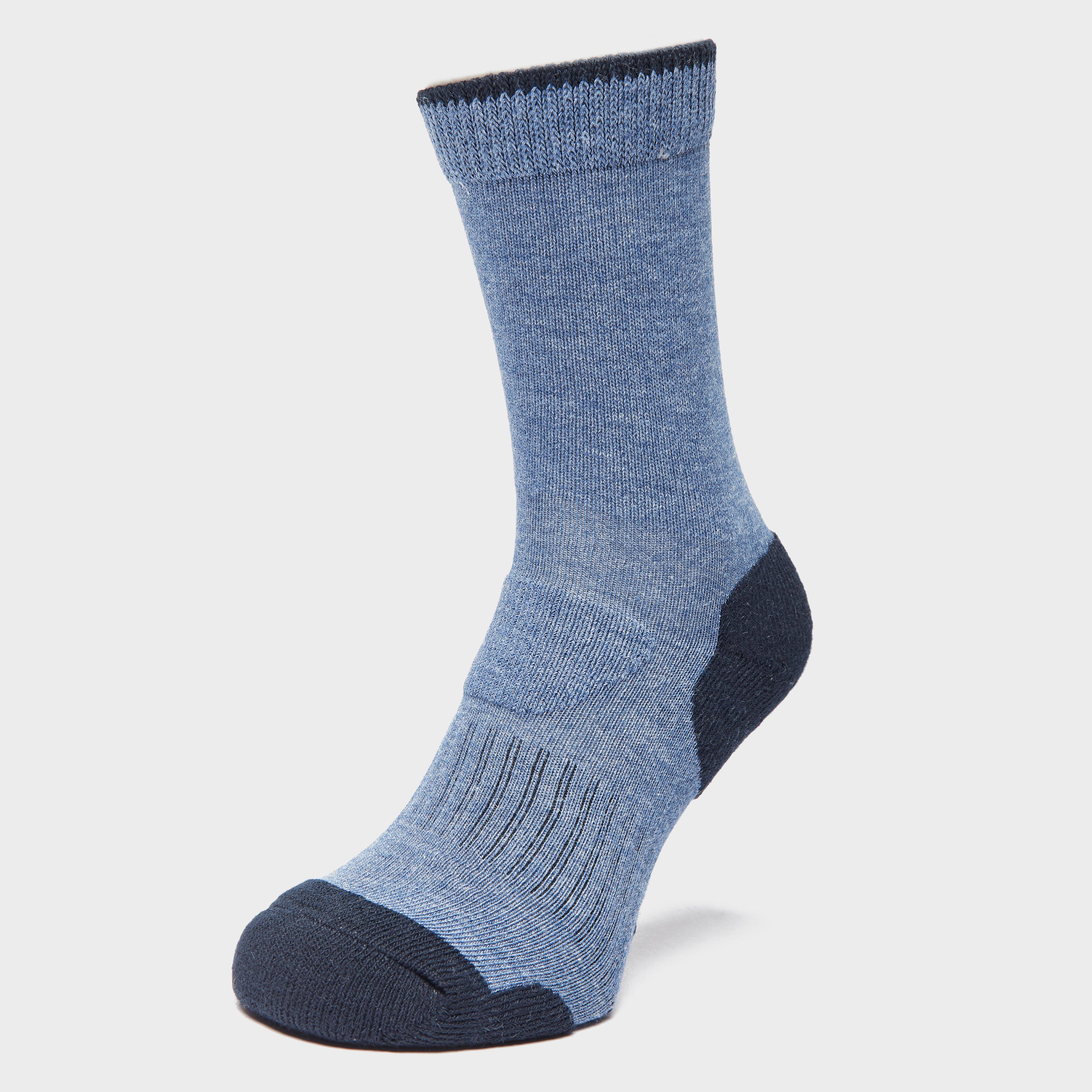 Brasher Womens Light Hiker Socks - Blue/blu  Blue/blu