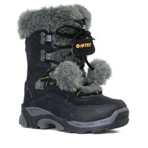 HI TEC Girls' St Moritz Waterproof Snow Boot