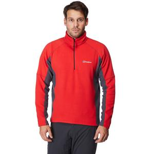 BERGHAUS Men's Tempest Micro Half Zip Fleece