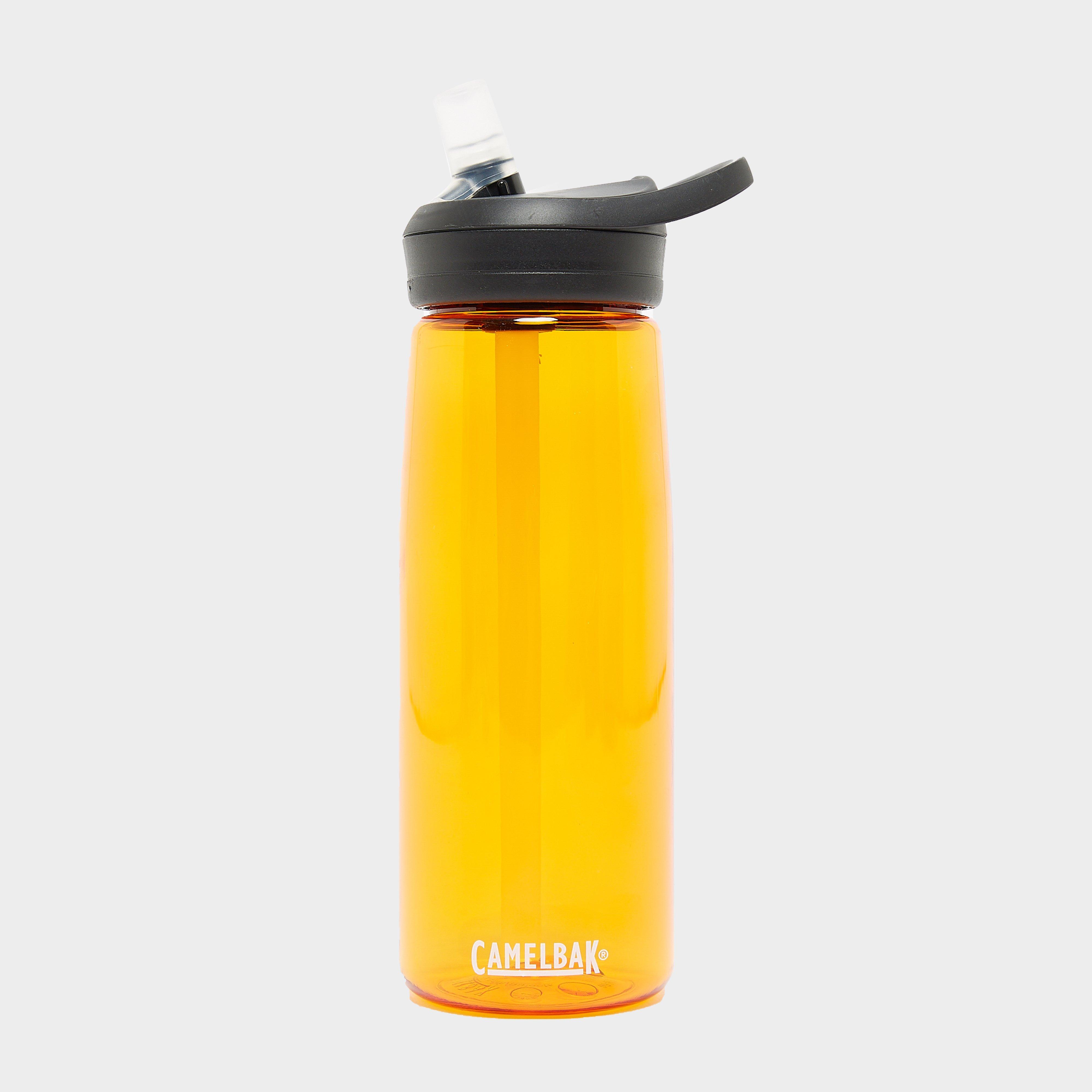 Camelbak 0.75L Eddy+ Water Bottle, Orange/LAVA
