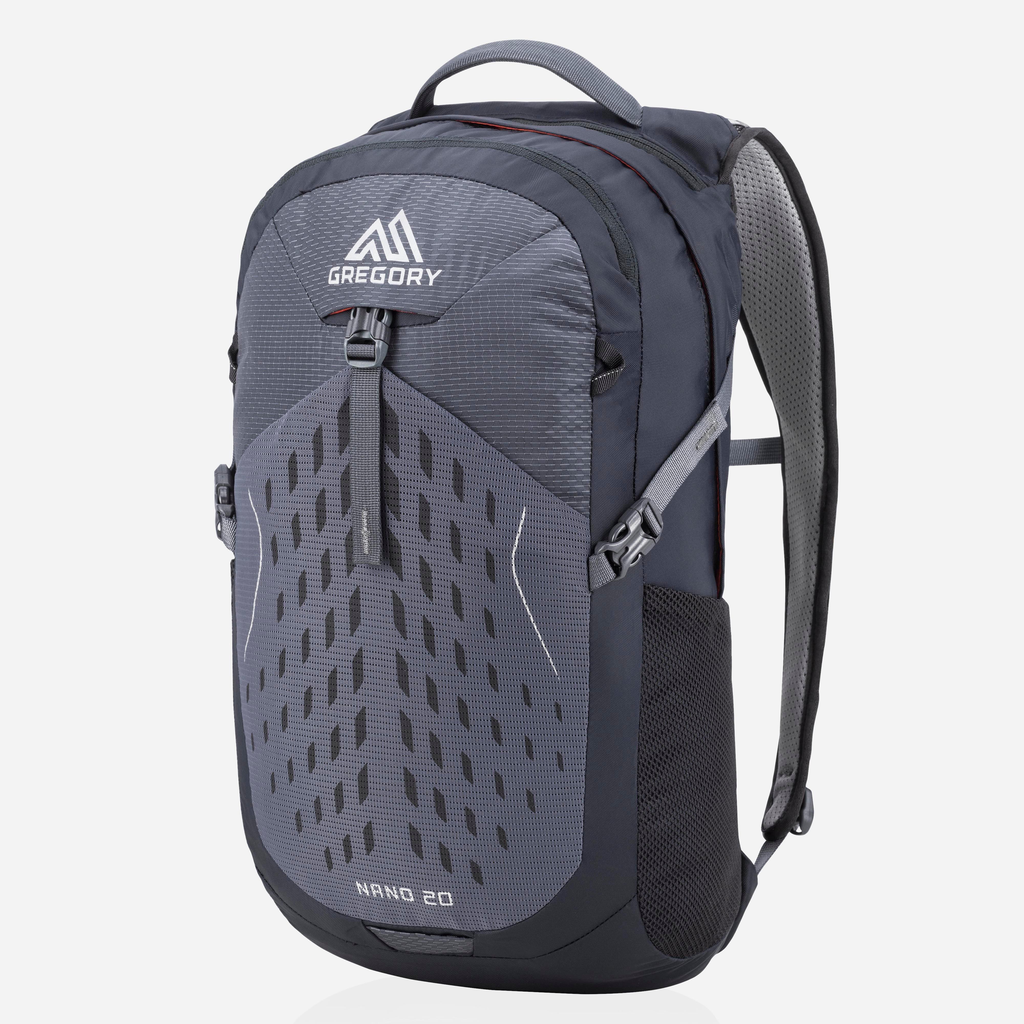 Gregory Nano 20L Backpack, Black