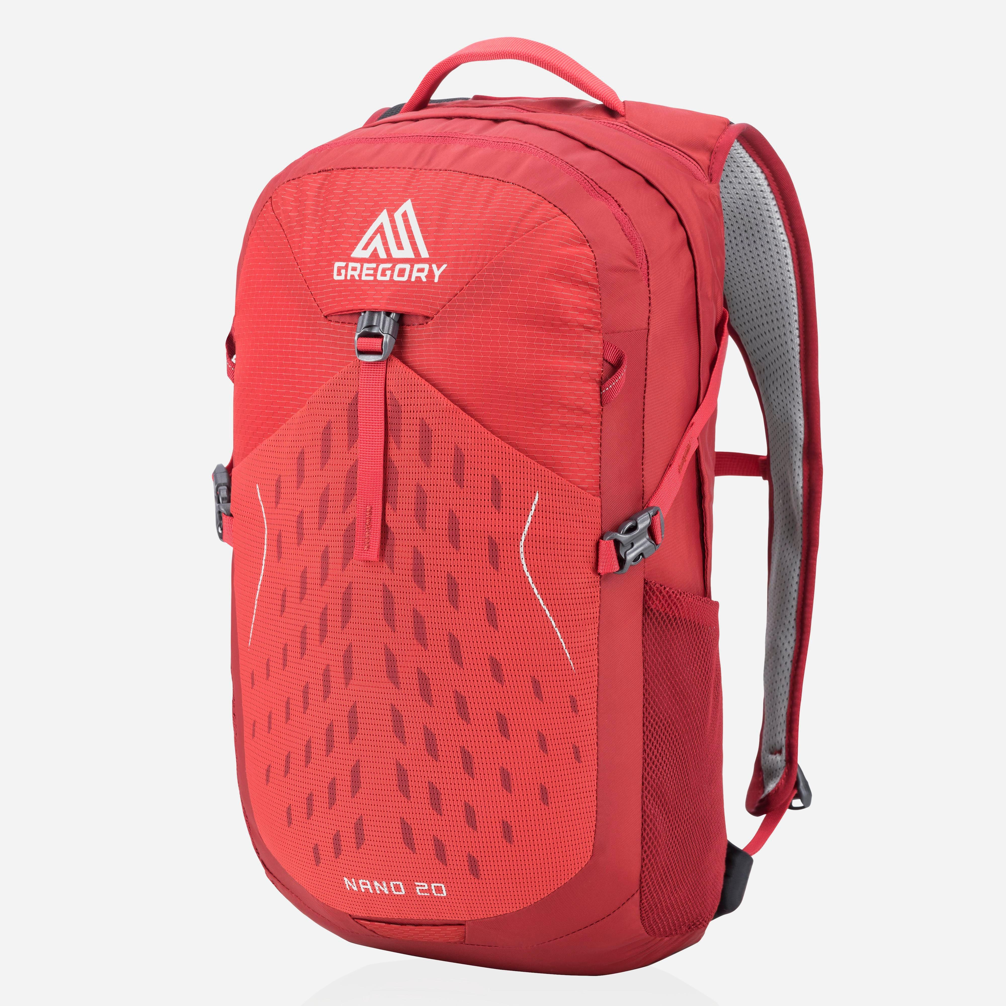 Gregory Nano 20L Backpack, Red