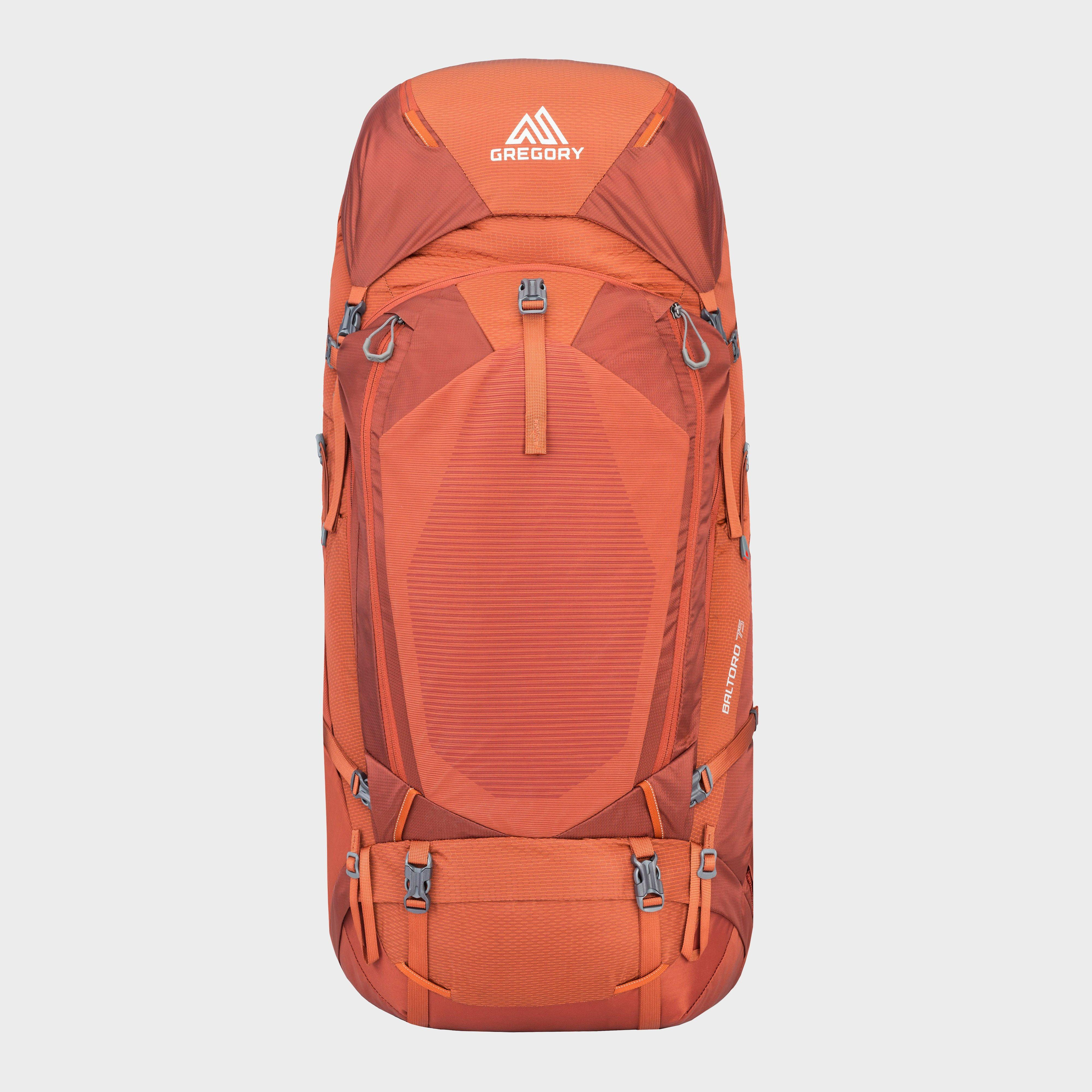 Gregory Baltoro 75 Backpack (large), Orange