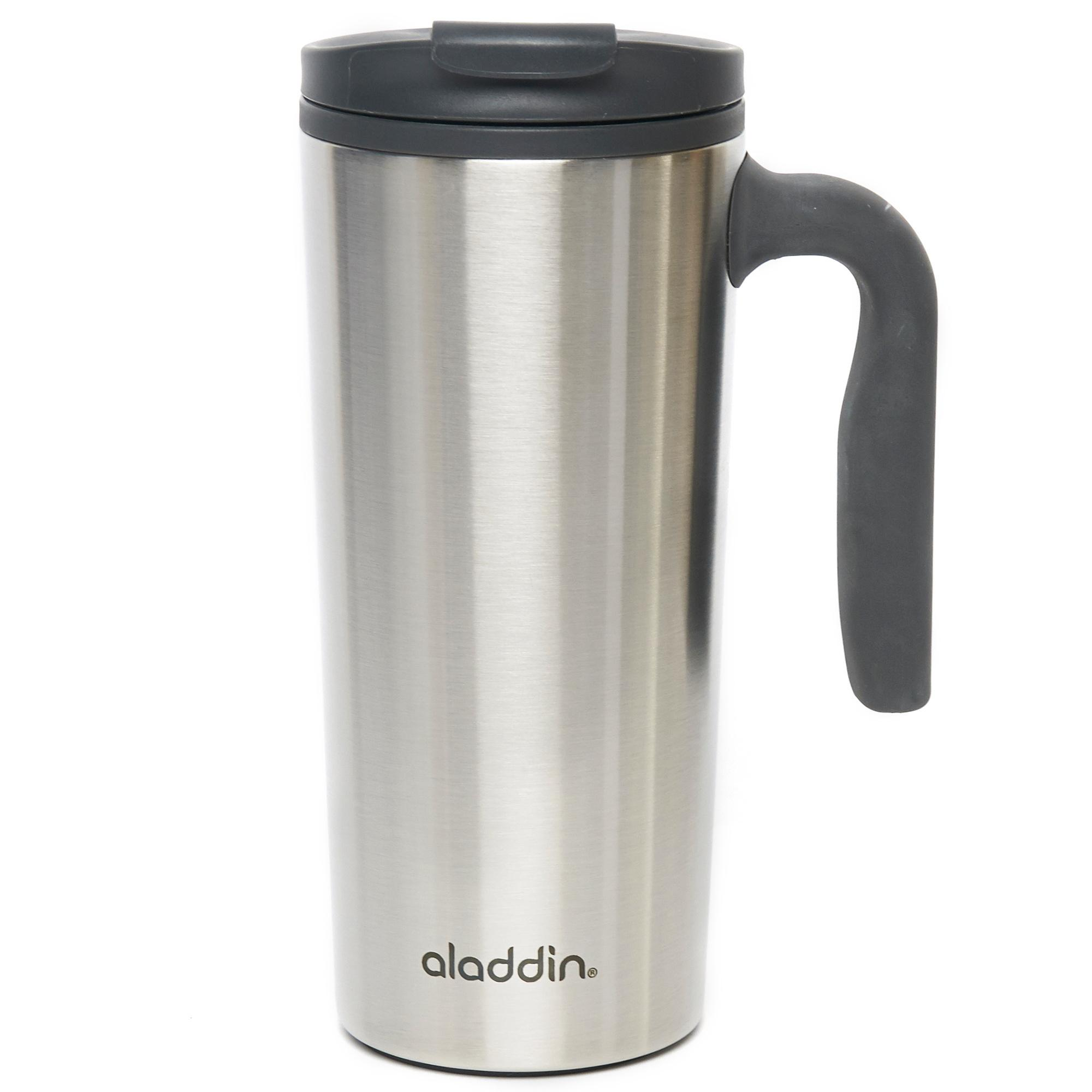 Aladdin Aveo 0.47L Traveller Mug, Silver