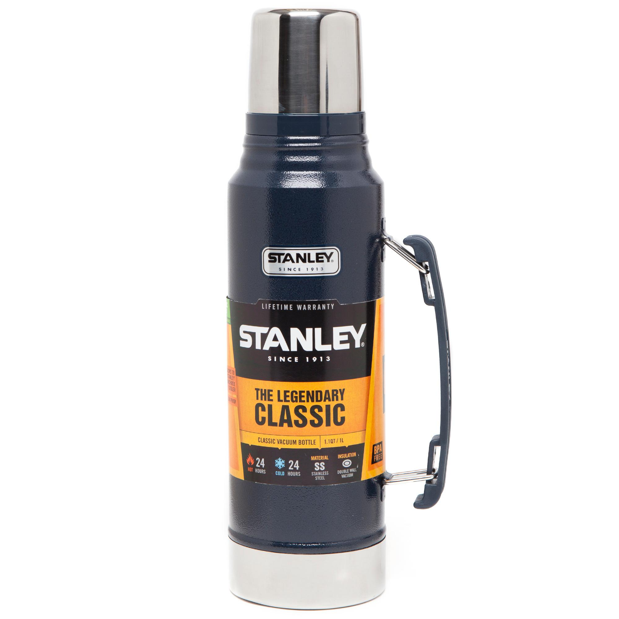 Stanley 1L Classic Flask  Blue Blue