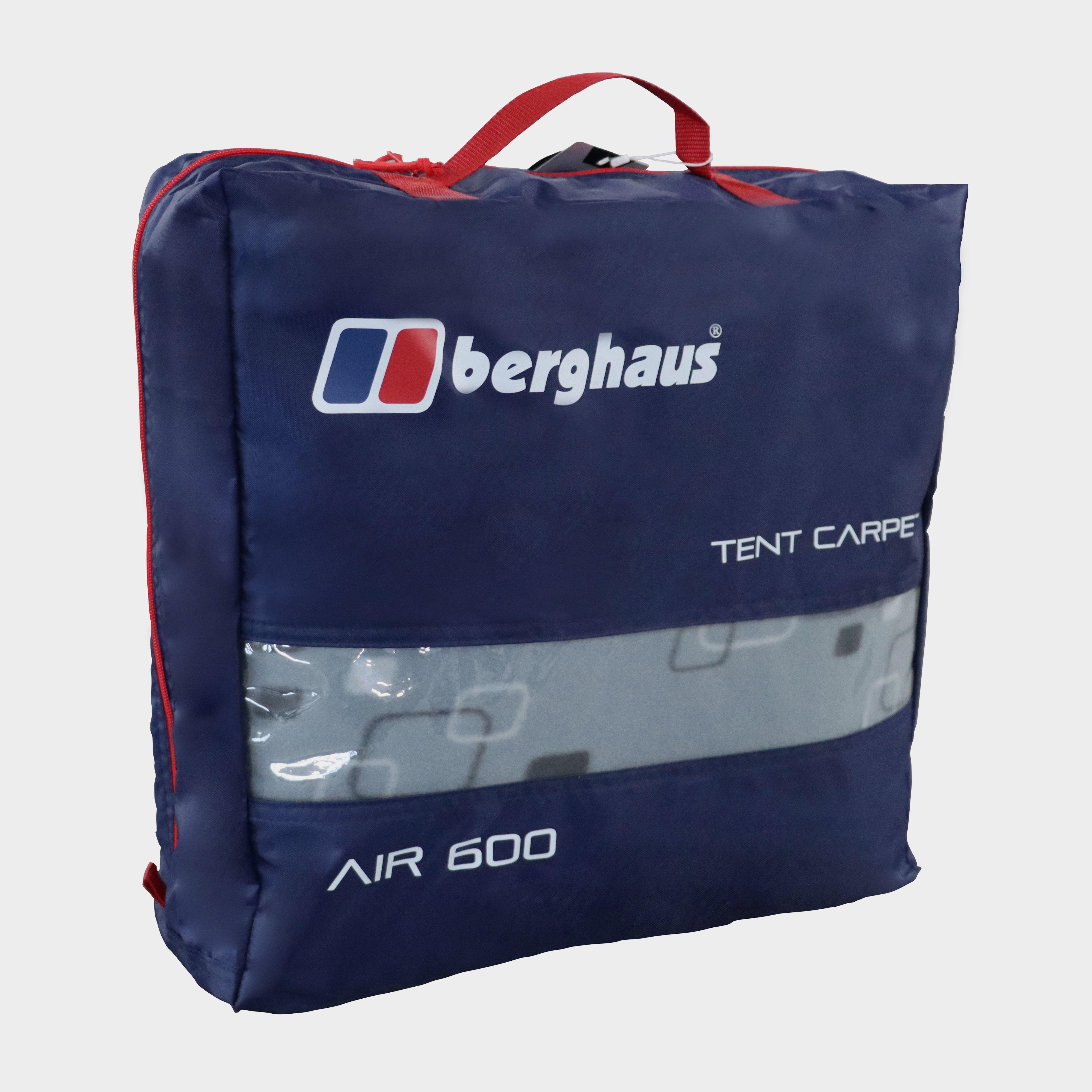 Berghaus Berghaus Air 6 Tent Carpet - Dgy/dgy  Dgy/dgy