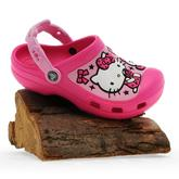 Girls' Creative Crocs Hello Kitty® Candy Ribbons Clog