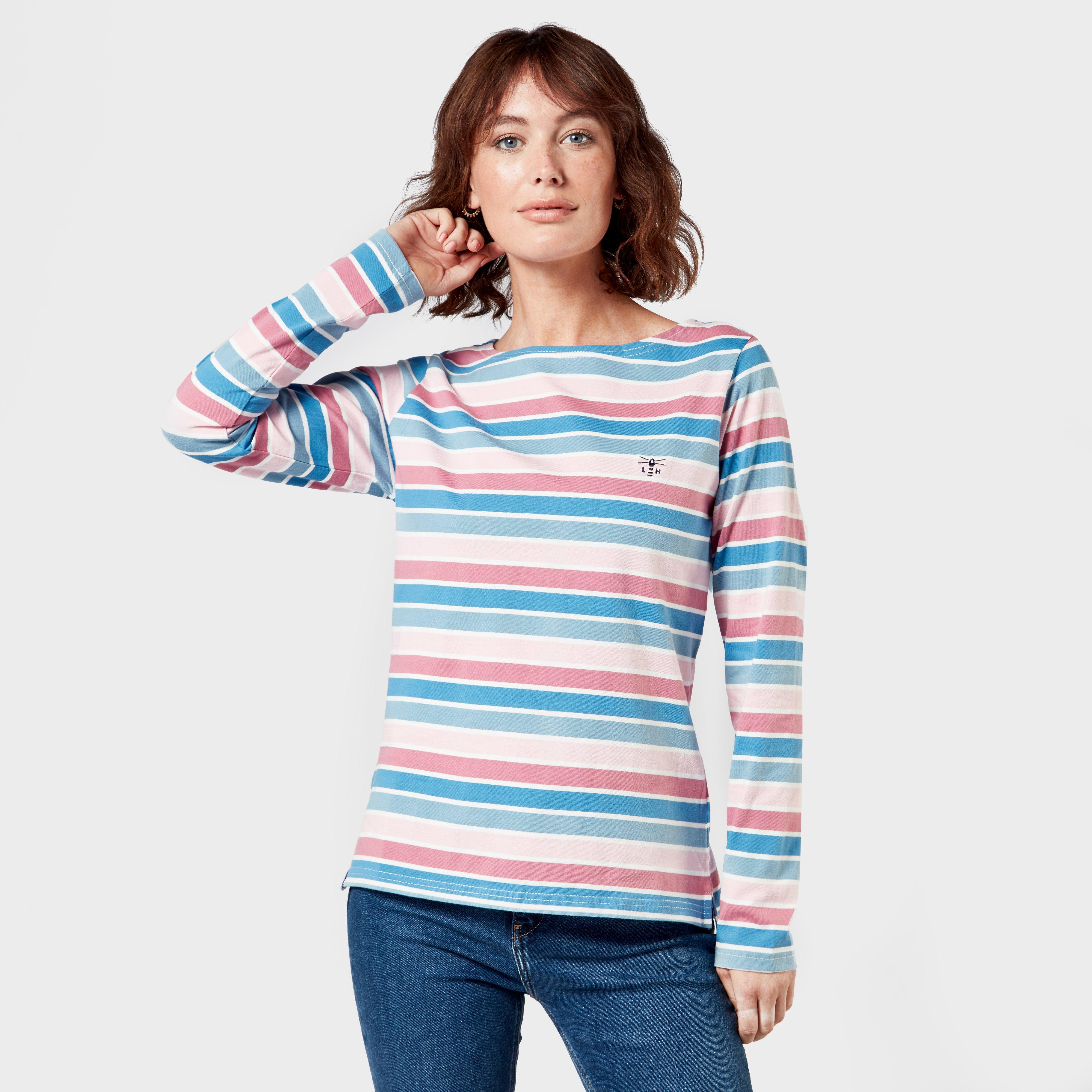 Lighthouse Women's Causeway Striped Top, Multi