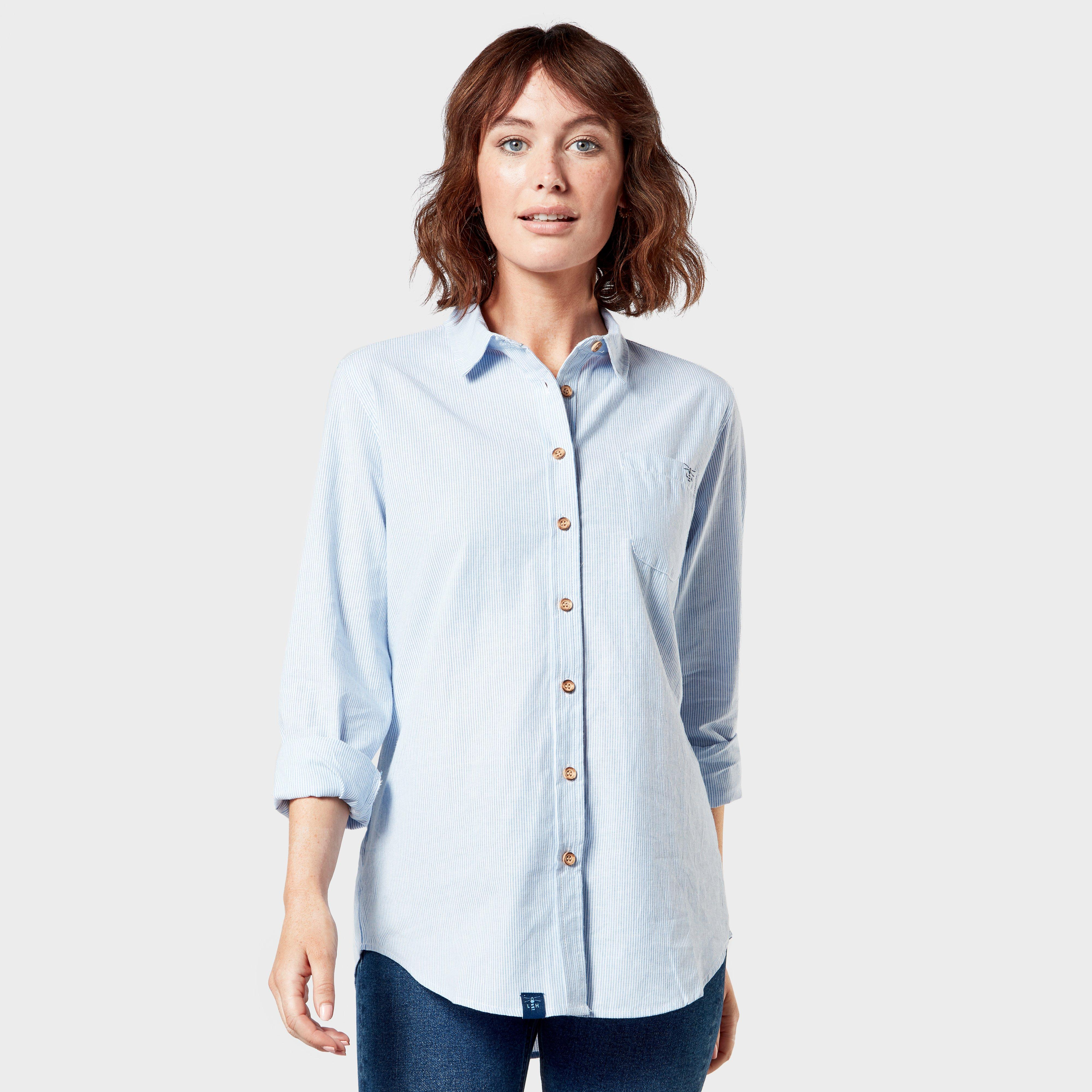 Lighthouse Women's Ocean Shirt, Blue